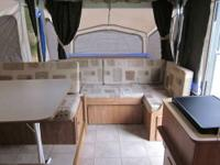 I am selling a 2007 starcraft camper model 2407. It is