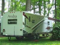 2007 Starcraft Aruba. This Starcraft Aruba lite Model