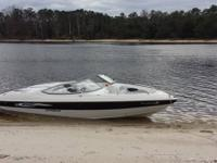 Up forsale 2007 Stingray 210LR 21 footer with