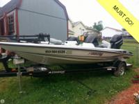 - Stock #79311 - The 2007 Stratos bass boat is a great