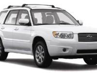 If you've been looking for the right Forester then you