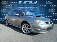 Impreza WRX, Carfax One Owner!, *Local Trade, Not a