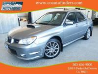 2007 Gray Subaru Impreza WRX STI For Sale in
