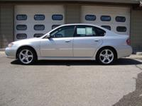 Options Included: CARFAX GUARANTEED!! 2007 SUBARU