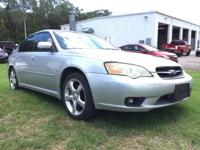 Check out this 2007 Subaru Legacy Sedan Ltd. Its