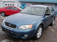 1-owner clean carfax! Subaru all wheel drive, 2.5l four