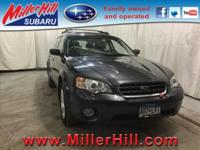 2007 Subaru Outback 2.5i Limited AWD ready and waiting!