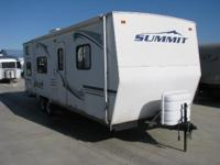 Travel Trailers Travel Trailers 4067 PSN . 2007 Summit