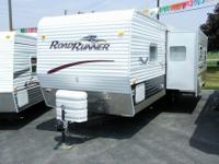 New! THIS UNIT IS EQUPPED WITH: AWNING, 13.5K BTU