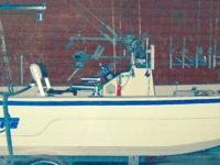 2007 Sundance Center Console ready for fishing with an