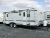 Nice clean recent trade that is half ton towable. Unit