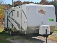 2007 Sunline Solaris Model # 289 32 ft. w/ One
