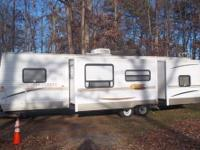 For sale is a 35' 2007 Sunny Brook, Sunset Creek
