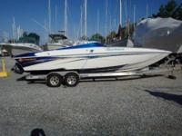 2007 Sunsation 288 Open Bow OS Will need engine TLC,