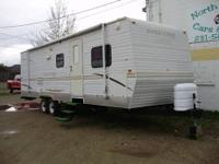 Just reduced $1500!!!! Beautiful 32' trailer/coach set