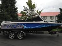 Looking good on and off the water. This 2007 Super Air