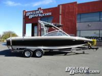"Super clean boat in ""Immaculate Condition"". the V-Drive"