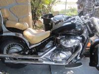 For Sale is a 2007 Suzuki Boulevard C50 4,122 miles,