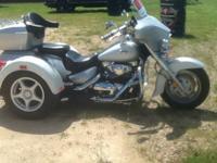 For sale is by Beautiful 2007 Suzuki Trike. It is a