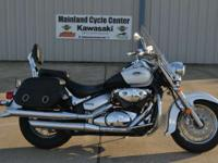 2007 Suzuki Boulevard C50 Well geared up and priced