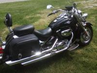 2007 Suzuki Boulevard fuel injected shaft drive water