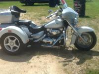 For sale is by Beautiful 2007 Suzuki Trike. It is a