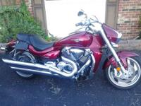 For Safe 2007 Suzuki Boulevard M109R Asking $7700.00 or
