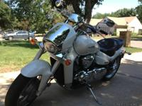 2007 Suzuki Boulevard M019R.  It has very low