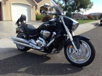 VERY NICE 2007 Suzuki M109R Muscle Cruiser in