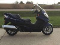 Make: Suzuki Mileage: 10,363 Mi Year: 2007 Condition: