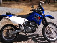 2007 Suzuki DR-Z 400s Dual sport with 3,500 miles. The