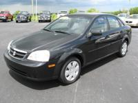 Options Included: N/A2007 Suzuki Forenza - You can put