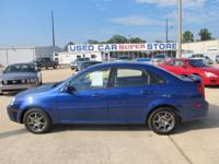 Options Included: N/A2007 Suzuki Forenza with only