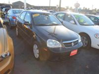 ***REDUCED***, 2.0L 4-Cylinder 16V DOHC, FWD, Black,