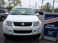 2007 SUZUKI GRAND VITARA 4WD-automatic transmission,