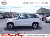 Options Included: N/AHere at Blue Ridge Nissan, we