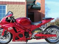 """GSX-R 1000"" Now Available Is This Totally Custom 2007"