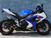 2007 Suzuki GSX-R1000 Very Clean Excellent Condition