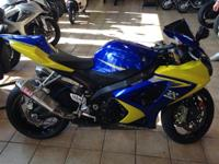 It is what makes the 2007 Suzuki GSX-R1000 the top
