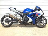 And keeping the GSX-R1000 well ahead of the would-be