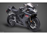 2007 Suzuki GSX-R600 SWEET GRAPHICS!!! Motorcycles