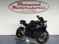 2007 Suzuki GSX-R750 BEAUTIFUL GSX-R 750 READY TO RIDE