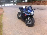 Selling: 2007 Gsx R-750 with Only 7k miles. Things done