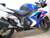 2007 SUZUKI GSXR1000. No Credit report? Low Credit