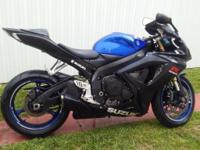 2007 Suzuki Gsxr600 27K miles Clean title Mechanically