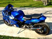 2007 Hayabusa 21510 miles. I do know it runs very very