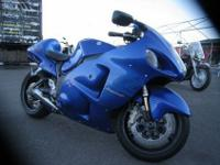 ~~This posting is for a 2007 Suzuki Hayabusa GSX1300R.