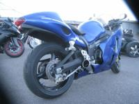 This posting is for a 2007 Suzuki Hayabusa GSX1300R.