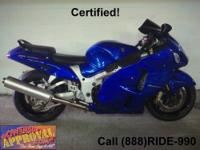 2007 Suzuki Hayabusa GSXR1300R - For sale with tons of