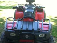 FOR SALE: 2007 Suzuki King Quad 450 ATV Approximately